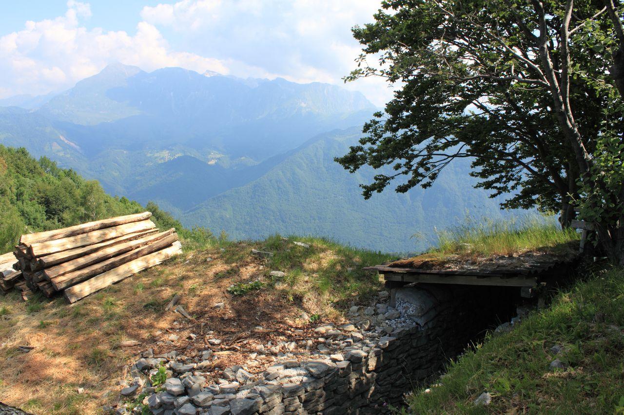 Il monte Kolovrat