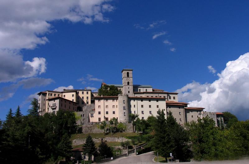 Il Santuario di Castelmonte