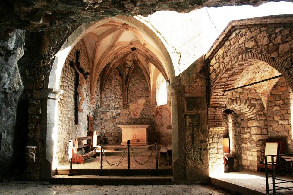 La Grotta di San Giovanni d'Antro